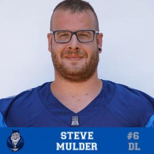 #06 Steve Mulder DL