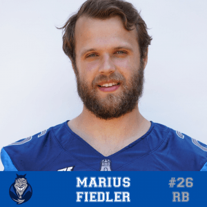 #26 Marius Fiedler RB
