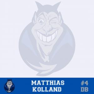 #4 Matthias Kolland DB
