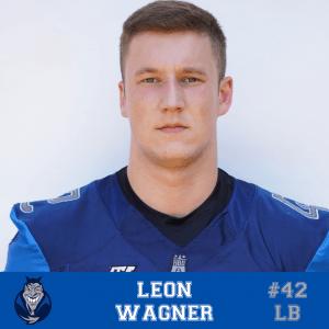 #42 Leon Wagner LB