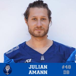 #48 Julian Amann DB