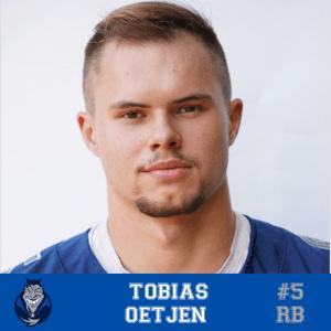 #5 Tobias Oetjen RB