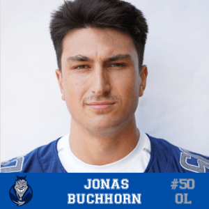 #50 Jonas Buchhorn OL
