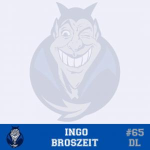 #65 Ingo Broszeit DL