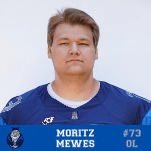 #73 Moritz Mewes OL