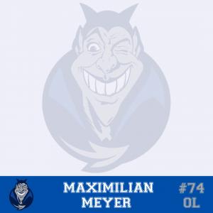 #74 Maximilian Meyer OL