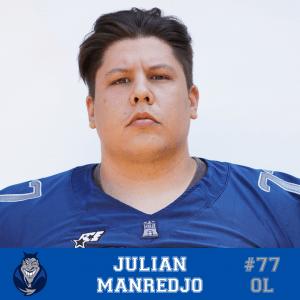 #77 Julian Manredjo OL