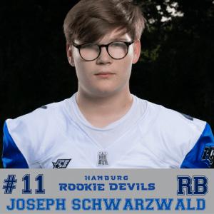 HRD #11 Joseph Schwarzwald RB