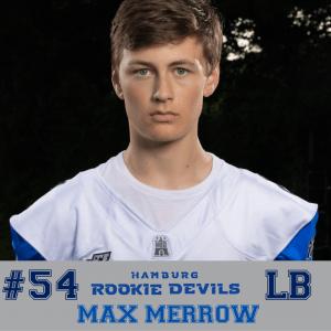 HRD #54 Max Merrow LB