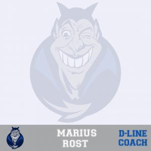 Marius Rost DL