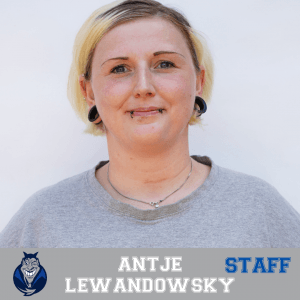 STAFF Antje Lewandowsky