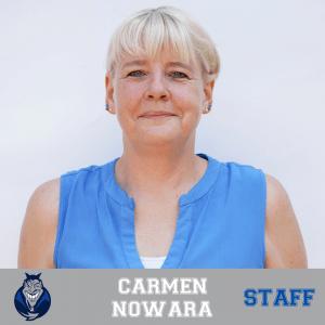 STAFF Carmen Nowara