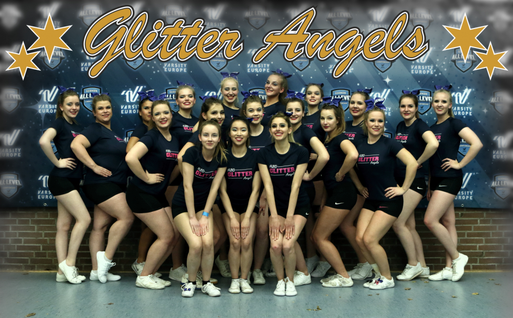 Glitter Angels