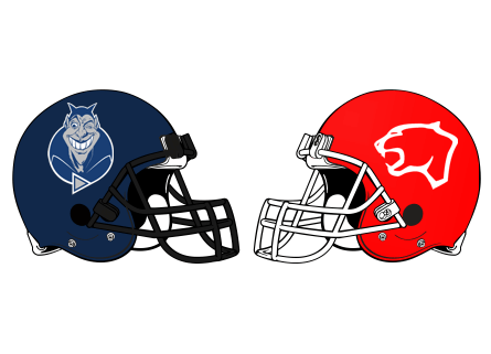 Spiel vs. Cougars