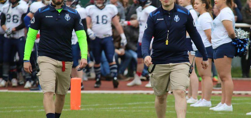 Florian Voss wird neuer Head Coach der Hamburg Blue Devils