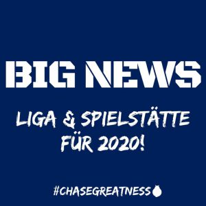 Liga & Spielstätte für 2020